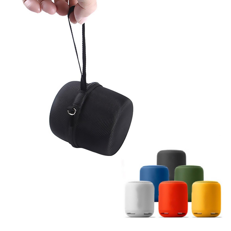 HTB1jT45ef9TBuNjy0Fcq6zeiFXaU Glorystar Travel Portable Speaker Bag Pouch Protective Cover Box Case For Sony XB10 Black Wireless Bluetooth Speaker