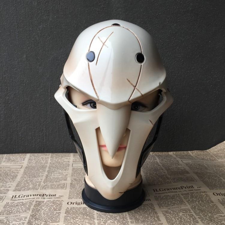 Visoka kvaliteta Igra D.VA Reaper Gabriel Reyes Cosplay Maska za - Karnevalske kostime