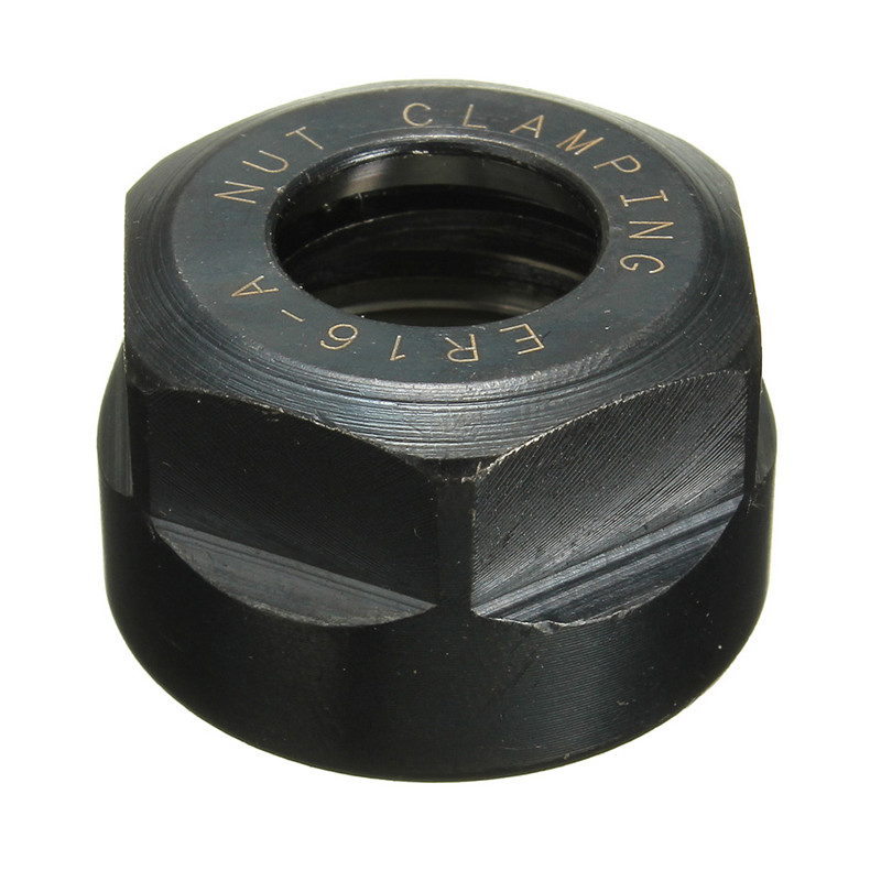 New ER16-A Collet Clamping Nut for CNC Milling Collet Chuck Holder Lathe