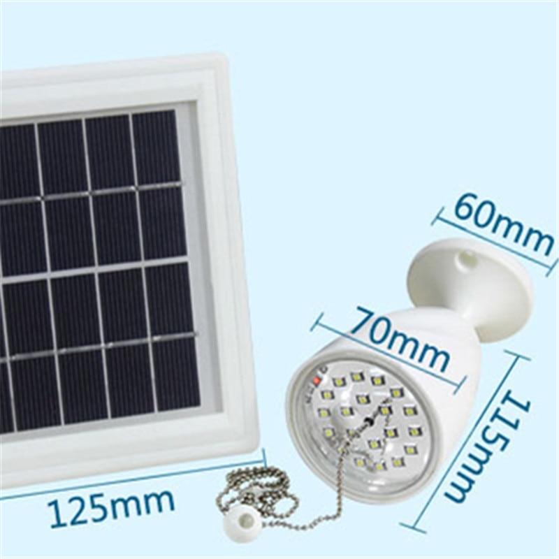 все цены на Super Bright LED Solar Panel Ceiling Lights Energy Saving Home Outdoor Indoor Waterproof Garden Chandelier Lamp Wedding Decor