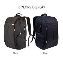 bf0d1c24be980 OSOCE Laptop sırt çantası, Anti-hırsızlık erkekler & kadınlar koleji okul  bilgisayar çantası Trave için 13 14 15.6 17in dizüstü .