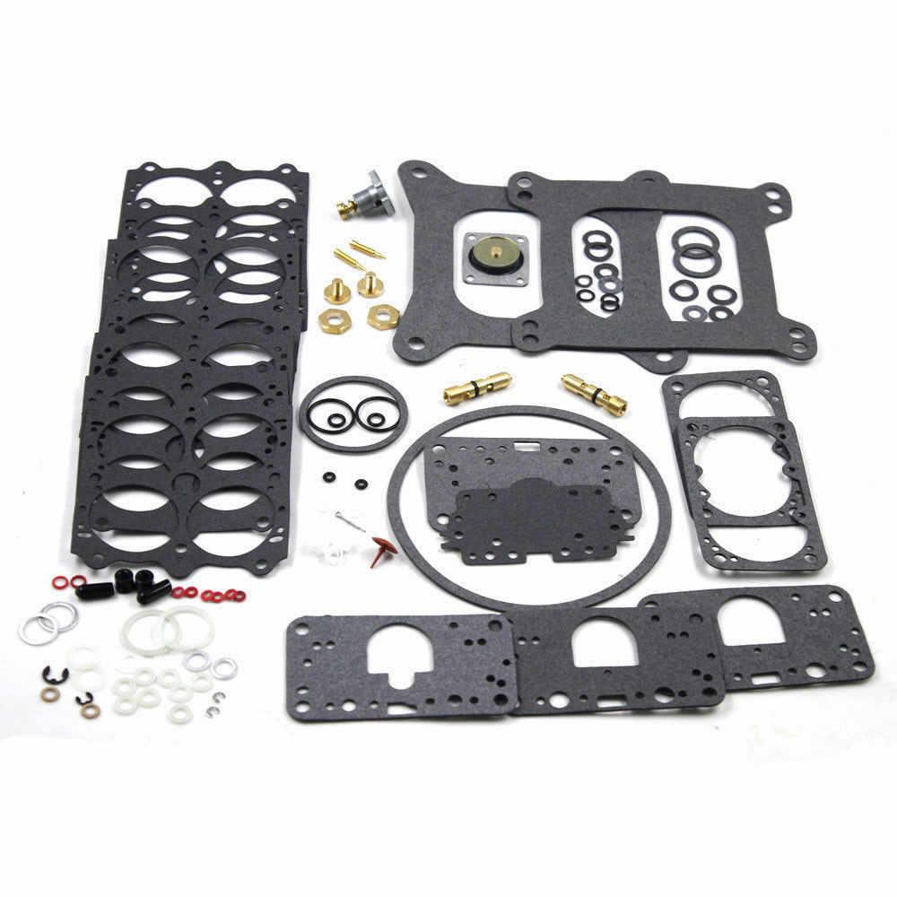 Carburetor Rebuild Kit 3 200 For Holley 4160 Vacuum secondary 390