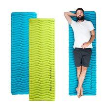Lightweight Inflatable Pad Camping Mat Outdoor Hiking Sleeping Tent Mattress Climbing Packable
