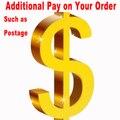 Paga adicional en Su Orden en Mi Tienda, Tales como Compensar los Gastos de Envío o la Tarifa de Envío