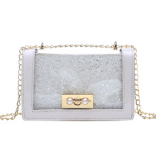 Fashion Beaded Sequin Pearl Clutch Bag For Women Vintage Evening Handbags