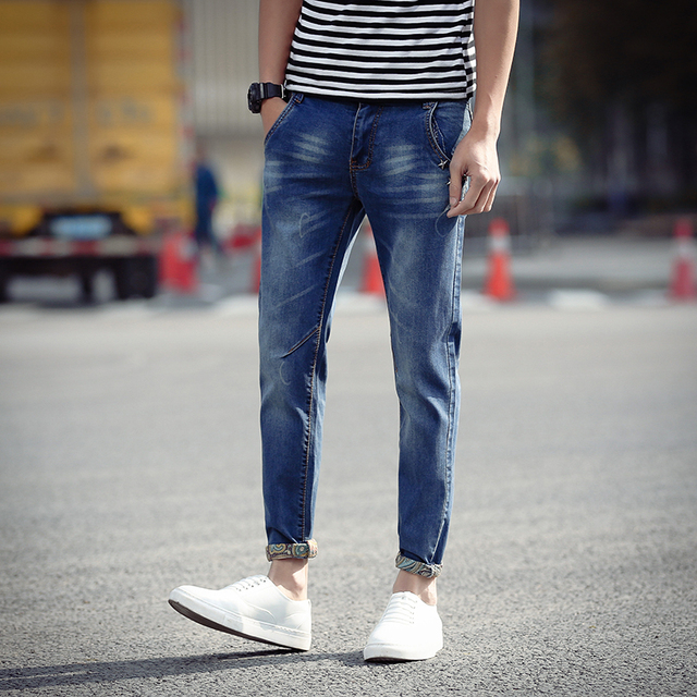 Hipster Style Jeans for Men