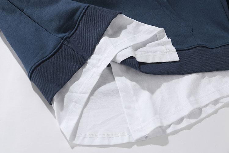 Sleeve Ribbon Hoodies 10