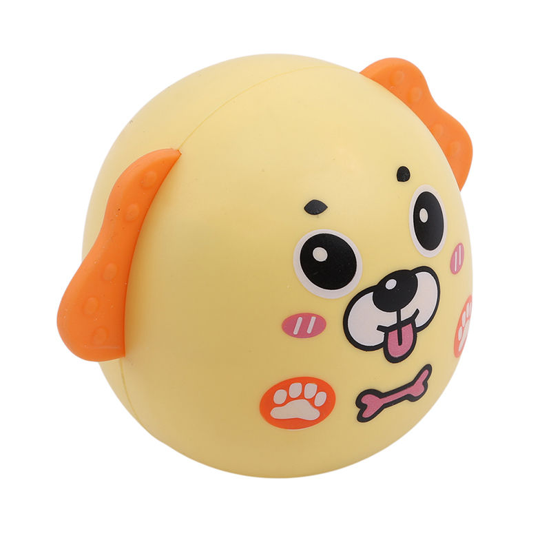 Creative Hot Sell Cute Baby Rattles Animal Mobile Tumbler Soft Material Teeth Bite Newborn Educational Toys Gift Children Gift