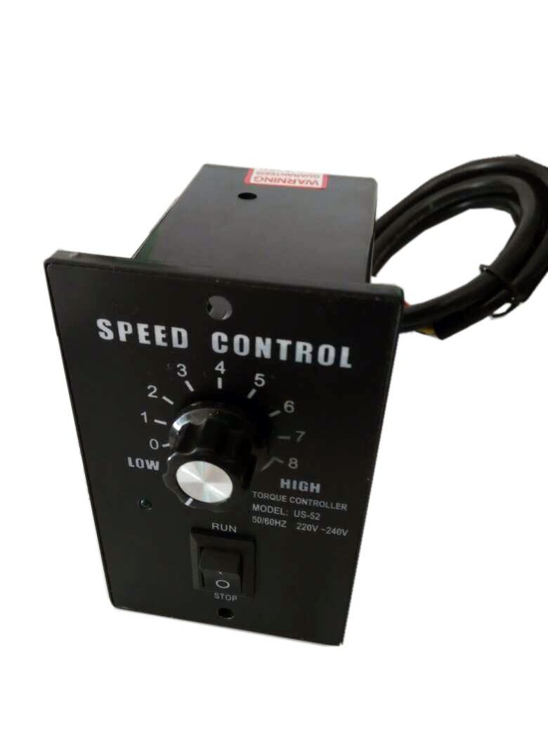 Controlador de precisión de velocidad del motor 220 W AC 400 V, controlador de palabra y palabra de fondo, controlador de motor de velocidad regulada AC