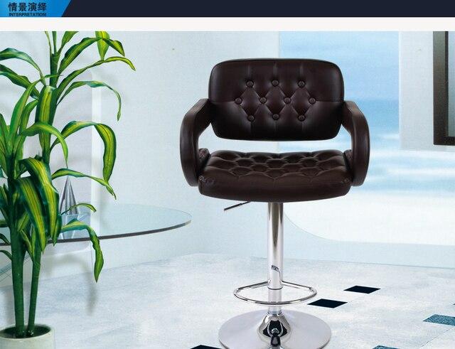 Sedie Ufficio Arancio : Ufficio informazioni contatore scrivania sgabello sedia sala caffè