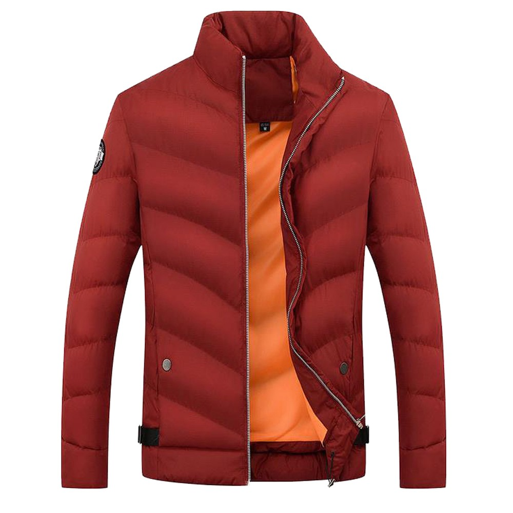 4161f4b83fa65 Detail Feedback Questions about 2018 Men Winter Jackets Jackets ...