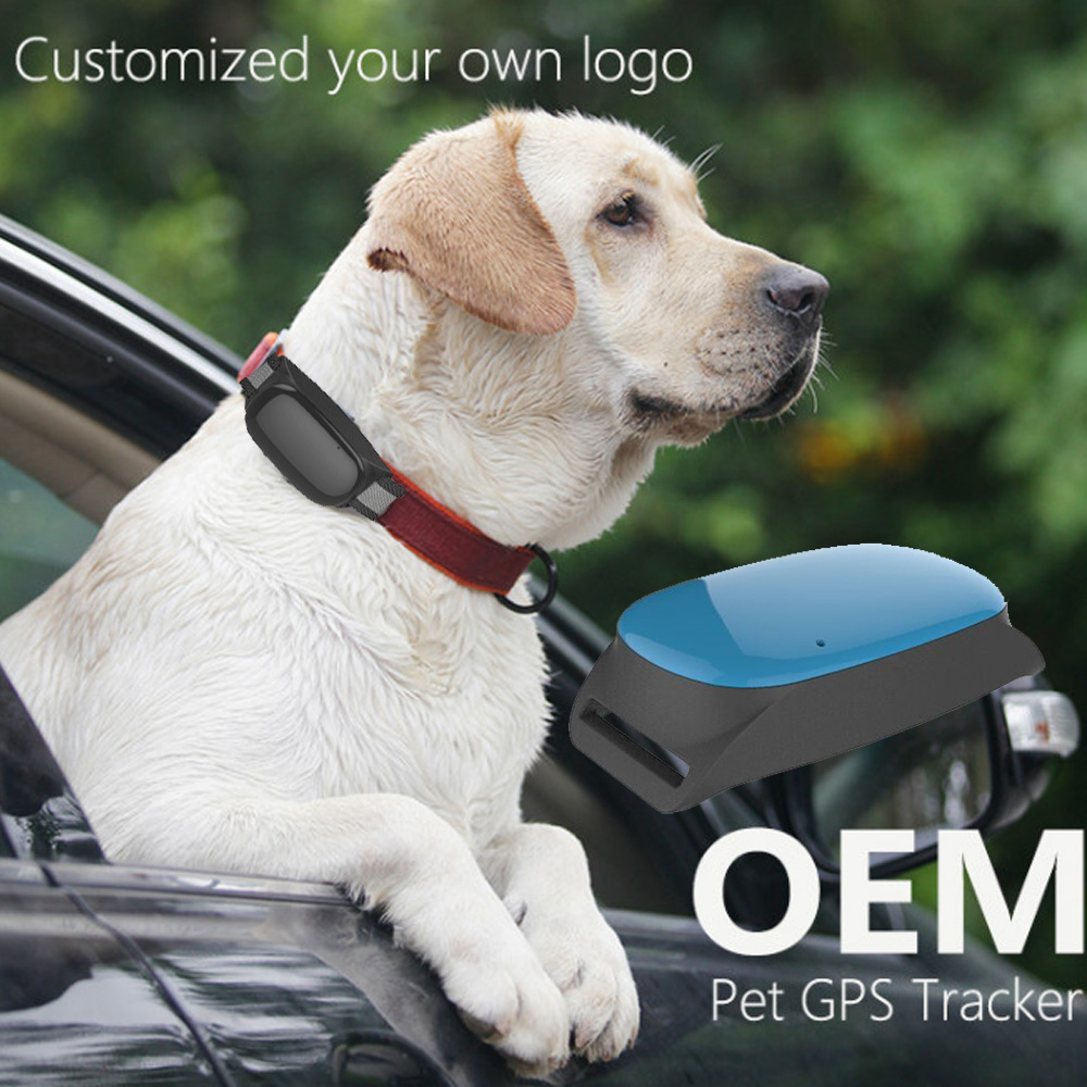 Waterproof Mini GPS Tracker Locator GSM GPRS Tracking System for Pets Dog Cat Old man free app for iOS And android 5pcs pet gps tracker v40 3g network waterproof mini gps tracker dog cat pet personal tracking locator ios andriod app gsm gprs