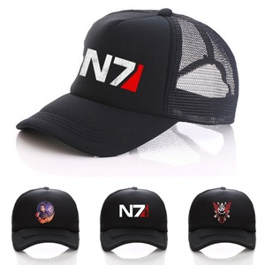 anime Mass Effect hat cosplay