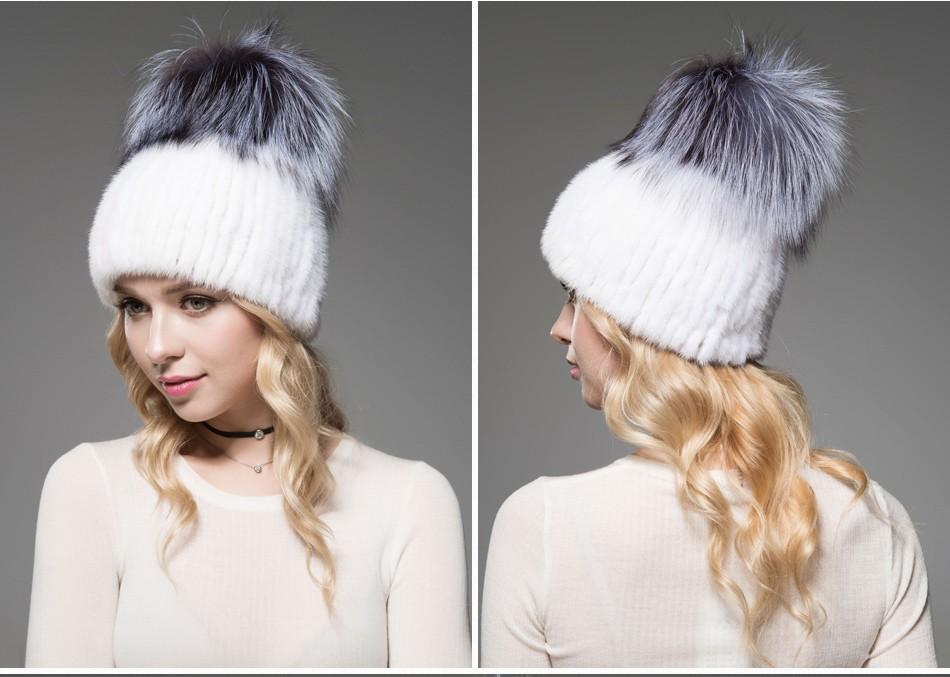 fur caps female for winter PCM011 (9)
