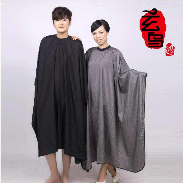 Professional Barber Cloth Salon Aprons Cape Hairdressing Cloth Salon Cape Hairdresser Tools Barber Cape 140CM *160CM 2pcs/Lot