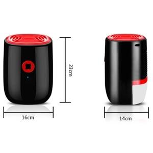 Image 3 - 800Ml חשמלי אוויר מסיר לחות לבית 25W מיני ביתי מסיר לחות נייד ניקוי מכשיר אוויר מייבש בולם לחות