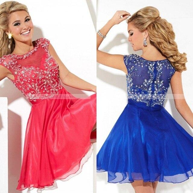 Short Homecoming Dresses 2014