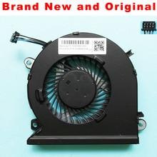 Вентилятор процессора для hp 15-CB 15-CB076TX 15-CB073TX TPN-Q193 Вентилятор охлаждения процессора кулер 930589-001 0FJJS0000H DC 5 В 0.5A