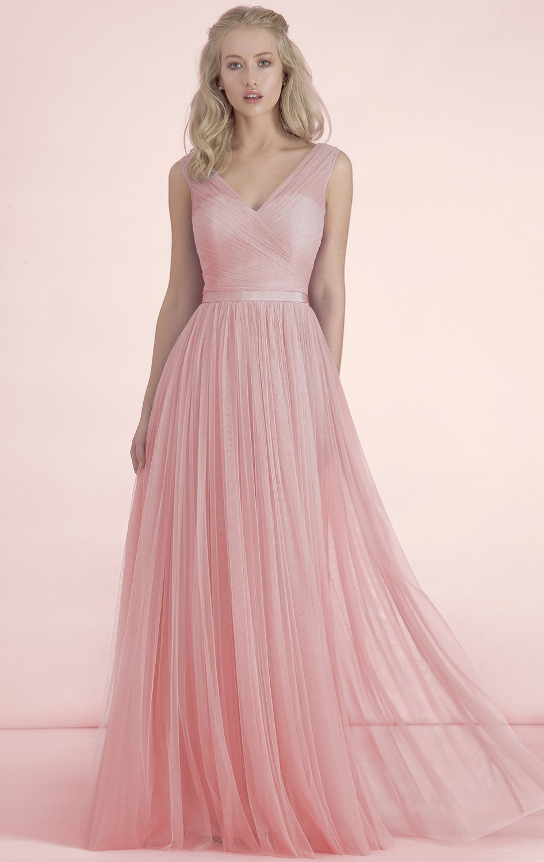 254f08ccb 2017 hot barato formal 3 estilos longo nude blush rosa da dama de honra  vestidos de casamento vestido de festa maid of honor vestido em Vestidos De  Dama De ...