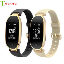 S3 Pintar Gelang Kebugaran Gelang Heart Rate Monitor Fitness Gelang Band untuk Lady untuk IOS Android Phone pk S2 Y5 Z11(China)
