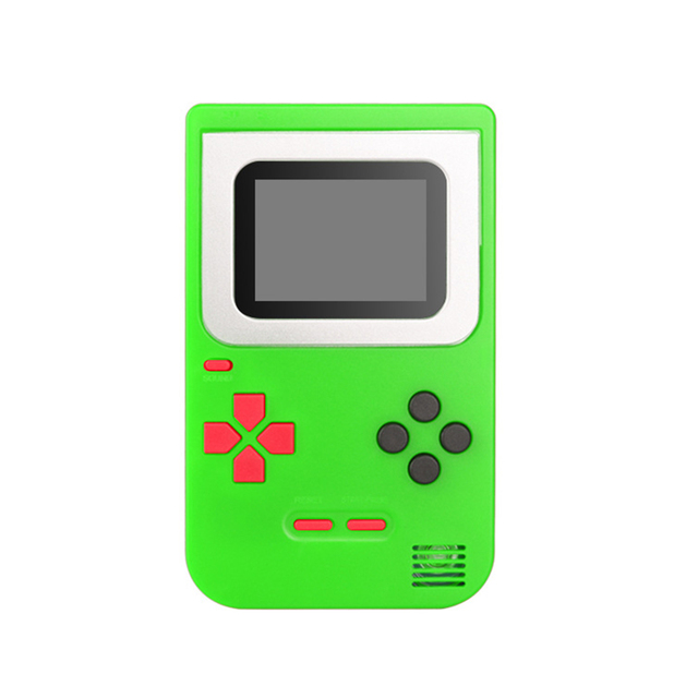 2inch Screen Portable Game Player Handheld Game Console Built-in 268 Classic Games Gifts for Kids Children