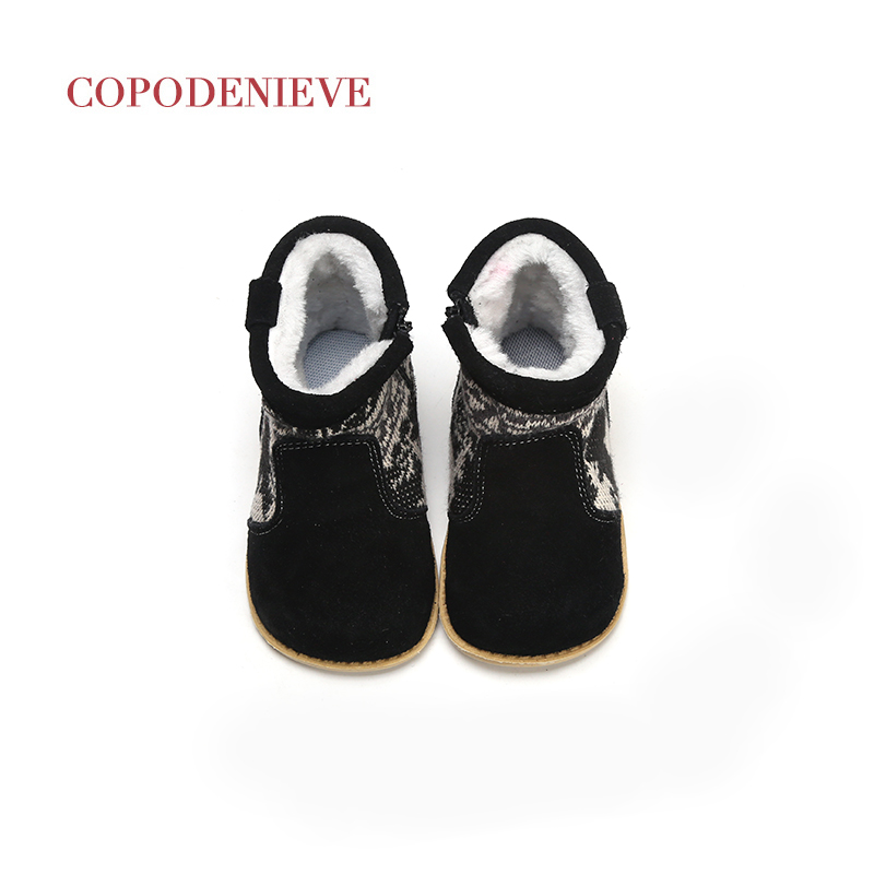 Image 5 - COPODENIEVE  winter warm baby shoes , fashion Waterproof children's shoes , girls boys boots perfect for kids accessories-in Boots from Mother & Kids