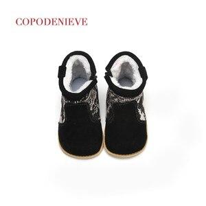 Image 5 - COPODENIEVE חורף חם תינוק נעליים, אופנה עמיד למים נעלי ילדים, בנות בני מגפי מושלם לילדים אבזרים