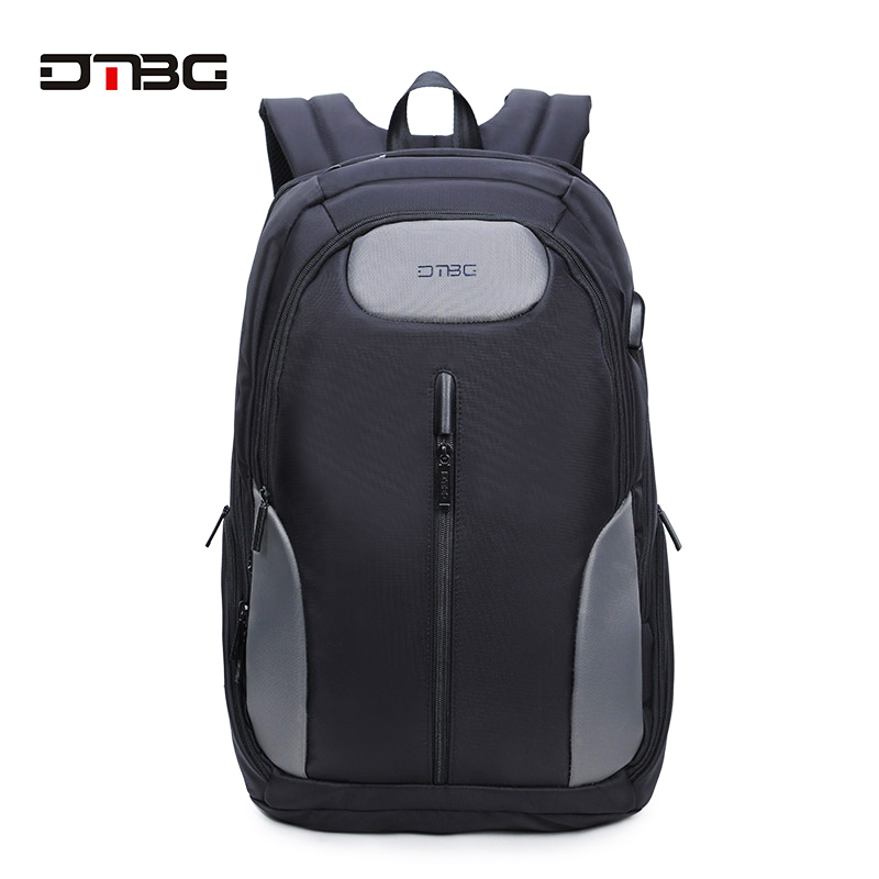 DTBG Business Backpack Fashion Smart Laptop Backpack For Men Women Large Capacity Waterproof Back Pack Rugzak Mochila Anti Theft dtbg smart usb laptop backpack large capacity school bags for teens anti theft large capacity travel mochila sac rugzak plecak