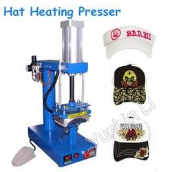 Kapelusz ogrzewanie maszyna do prasowania Air Cap prasa ciepła pneumatyczne maszyny drukarskiej ciepła z instrukcja w języku angielskim CP815 machine machine machine pressmachine heat press -
