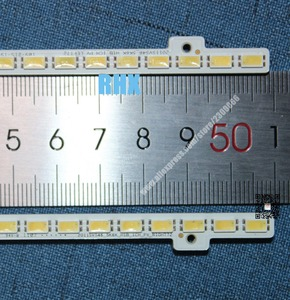 Image 2 - 510mm LED Backlight Lamp strip 72leds For  Samsung 46 inch LCD TV UA46D5000PR 2011SVS46 5K6K H1B 1CH BN64 01644A  2pcs  100%NEW