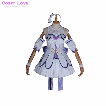 LoveLive Brightest Melody Kunikida Hanamaru Cosplay Costume Carnaval Halloween Costume