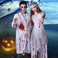 Brands WYB Dance Costume Halloween party clothes bar scar reduction Cosplay bloody ghost doctor bride costumes