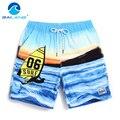 GAILANG Brand de Secado rápido Hombres de trajes de Baño Trajes de Baño Activo Bermduas Mens Boxers Trunks Beach Board Shorts Hombre Más Tamaño XXXL Bottoms