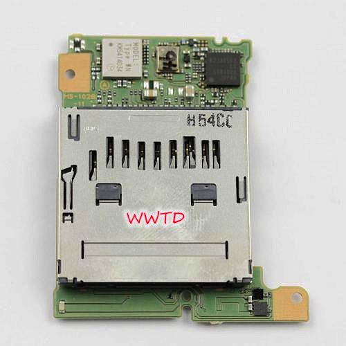 Sony RX100 III Main board SD Card Reader Replacement  Repair Part