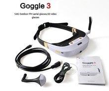 Goggle 3 очки 5.8 Г 32CH глава Tracker 3D видео очки Walkera F17777