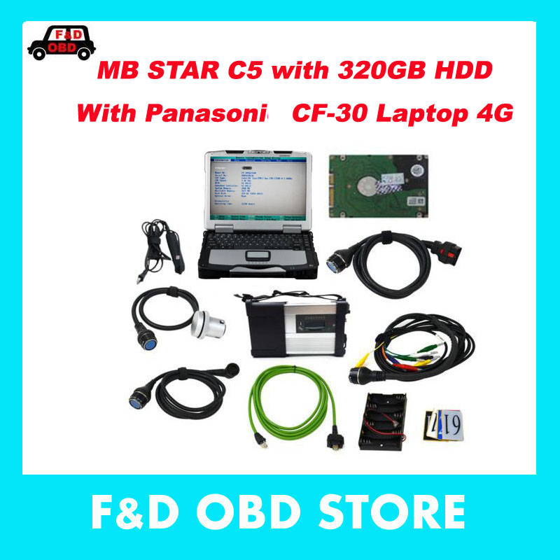 C5+HDD 320+CF30