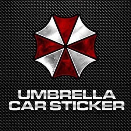 Noizzy Resident Evil Umbrella Corporation Logo Car Auto