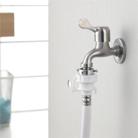 sus304 stainless steel washing machine faucet mop pool water bib taps