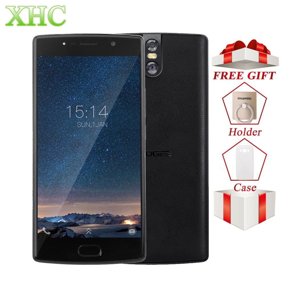 LTE 4g DOOGEE BL7000 Smartphone 4 gb + 64 gb 13MP Caméra 7060 mah 5.5 ''Téléphone Portable Android 7.0 octa Core 1.5 ghz 1920*1080 Moible Téléphone