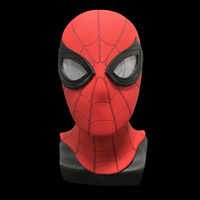 2019 Spider Man Far From Home Spiderman Hood Mask Comics Hero Headgear Costume Cosplay for Adult and Teens