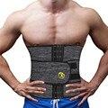 Sexywg Men Waist Trainer Support Neoprene Sauna Suit Modeling Body Shaper Belt Weight Loss Cincher Slim Faja Gym Workout Cincher