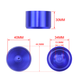 """Image 5 - FREE SHIPPING   8 X Aluminum Storage Cup Fuel Filter For NAPA 4003 WIX 24003 OD 1.76"""" ID 1.57"""""""