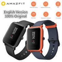 Huami AMAZFIT Bip/Bip Lite Smartwatch Bluetooth Astuto di GPS Della Vigilanza di Frequenza Cardiaca di Sport del Monitor Tracker IP68 Versione Internazionale