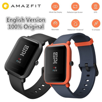Huami AMAZFIT Bip / Bip Lite Smartwatch Bluetooth GPS Smart Watch Heart Rate Monitor Sports Tracker IP68 International Version