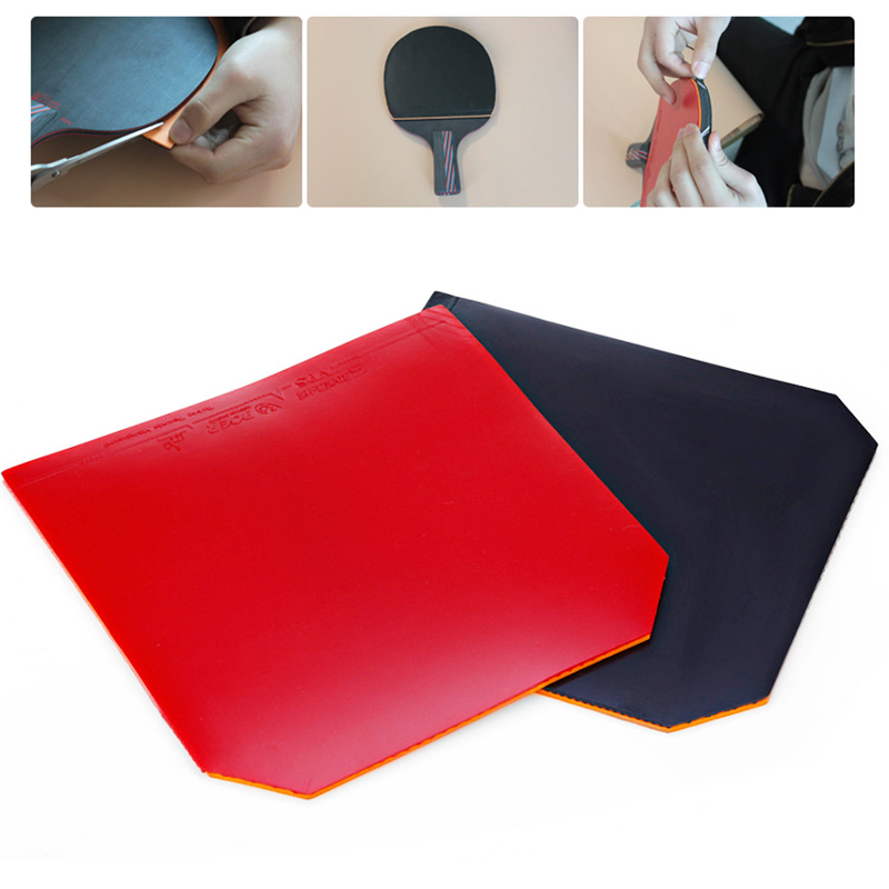 Bat Ping Pong Rubber Sponge Replacement 2.1MM Thickness High Elasticity For Table Tennis Hot Fast Attack Pingpong Rubber
