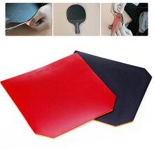 Élasticité élevée d'épaisseur du remplacement 2.1mm d'éponge en caoutchouc de Ping-Pong de batte pour le Tennis de Table