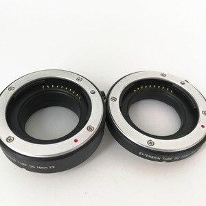 Image 5 - Tubo de anillo de extensión Macro de enfoque automático AF electrónico, 10mm + 16mm, para Fujifilm XT4 XT3 XT20 XT10 XE1 xa2 XA10 XA3 As MCEX 11 MCEX 16