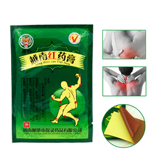8pcs/bag Vietnam Red Tiger Balm Plaster Muscular Pain Stiff Shoulders Neck Massage Back Pain Relieving Patch Health Care