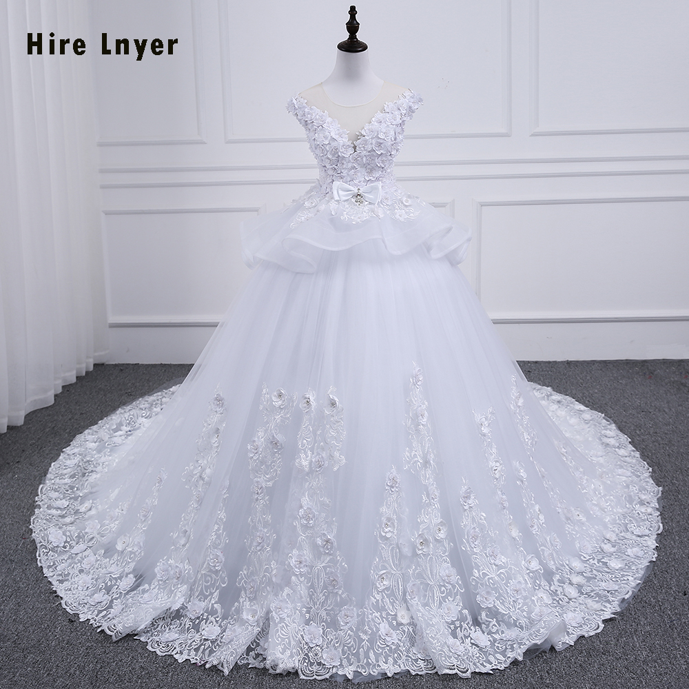 HIRE LNYER 2019 New Arrive Pearls Crystal Bow Appliques