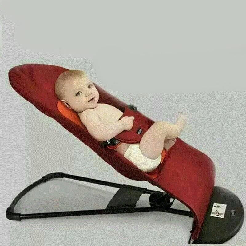 Baby Seat Chair Metal Cotton Travel Toddler Infant Portable Baby Chair Kids Sofa Newborn Nest Summer Child Sofa Folding Belt